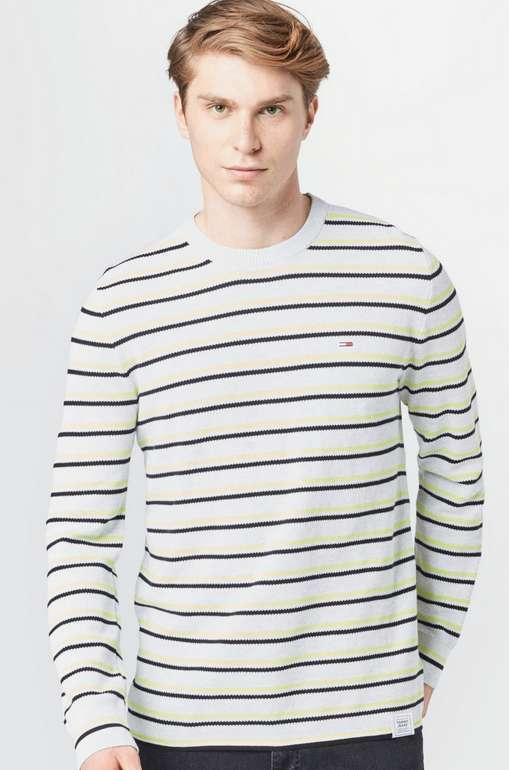 Tommy Jeans Pullover gestreift für 47,92€ inkl. Versand (statt 73€)