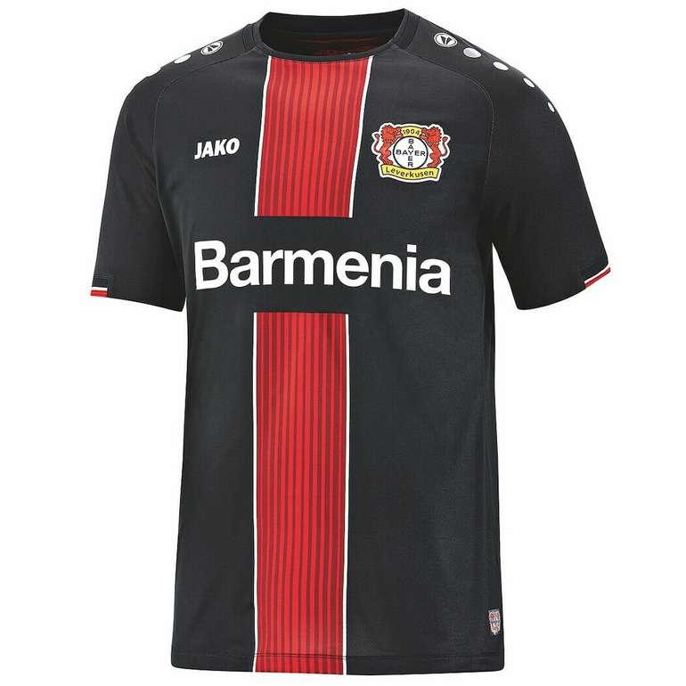Jako Bayer 04 Leverkusen Auswärtstrikot Trikot (2019/2020) für 27,99€ (statt 48€)