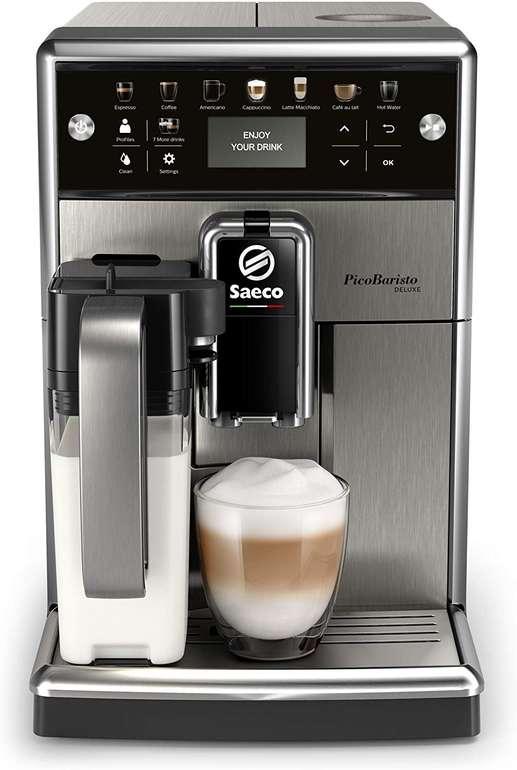 Saeco SM5572/10 PicoBaristo Deluxe Kaffeevollautomat für 499€ (statt 690€)