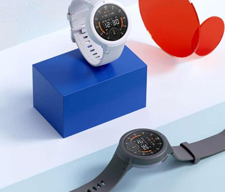 AmazFit Verge Lite - GPS Smartwatch mit Herzfrequenzmessung für 79,72€ inkl. Versand
