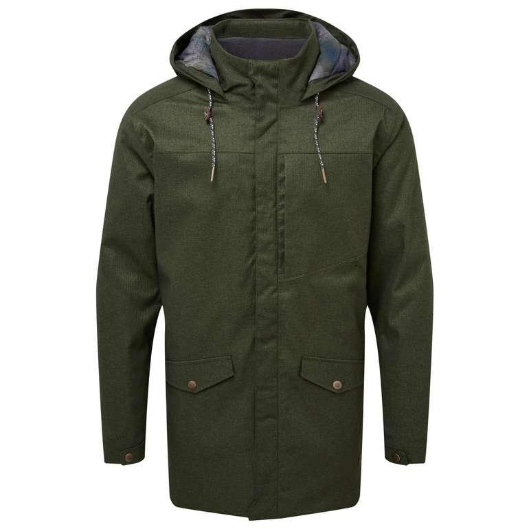 Sherpa Kathmandu Parka für Herren (grau, grün) für 149,98€ inkl. Versand (statt 270€)