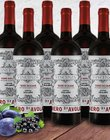8 Flaschen Cantina Cellaro Nero d'Avola Vincenza Sicilia Rotwein für 39€