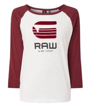 G-Star RAW Damen Shirt 'Graphic' für 19,95€ (statt 28€)