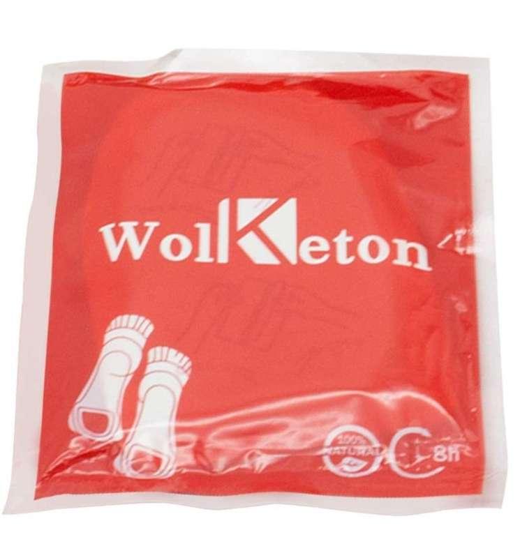 wolketon Fußwärmer Wärmepads (40 Paar á 2 Stück) für 19,19€ inkl. Versand