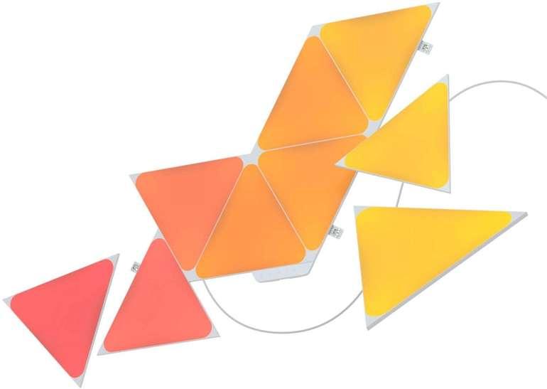 Nanoleaf Shapes Triangles Starter Kit mit 9 Panels für 139€ inkl. Versand (statt 182€)