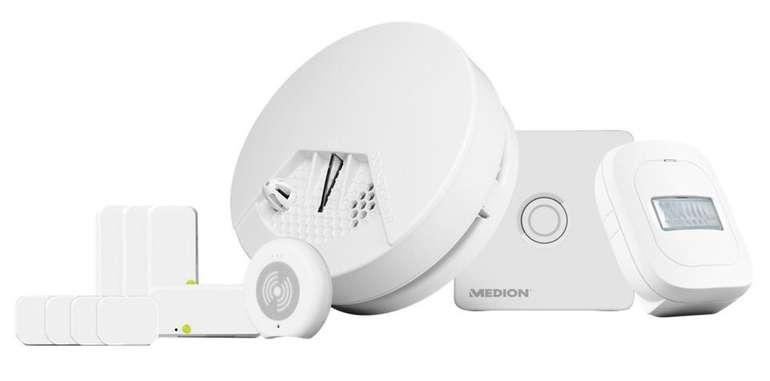Medion Smart Home Starter Set für Einsteiger (P85754) für 70,17€ inkl. Versand  (statt 175€)