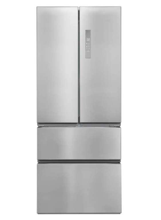 Exquisit FD430-140-030E Kühlschrank mit Multi Airflow System (431 Liter, Inoxlook, E) für 809,10€ inkl. Versand