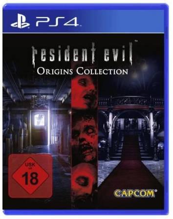 Resident Evil Origins Collection (PS4) für 14,10€ inkl. Versand (statt 18€)