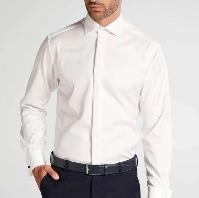 Eterna Sale mit 21% Extra-Rabatt (Mindestbestellwert: 49€) - z.B. Hemden ab 39€, Krawatten ab 12€