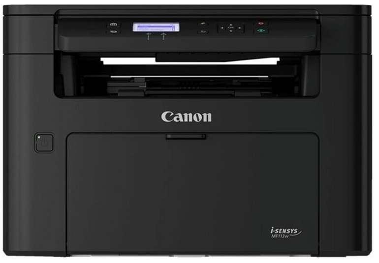 Canon i-SENSYS MF113w Multifunktionsdrucker für 193,39€ inkl. Versand (statt 233€)