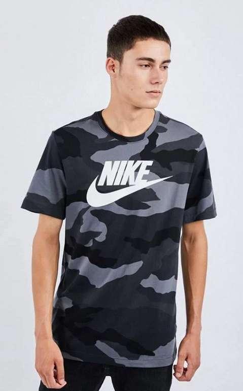 Nike Shirt All Over Print im Camouflage Design für 9,99€ inkl. Versand (statt 15€)