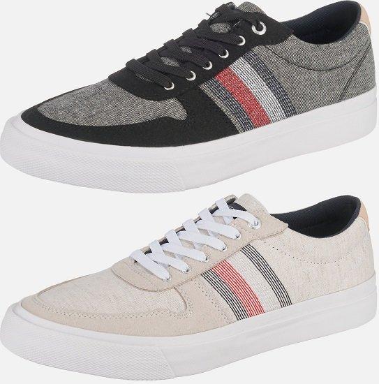 """Tommy Hilfiger """"Leon 15C Summer Craft"""" Herren Sneaker für 43,19€ inkl. Versand"""