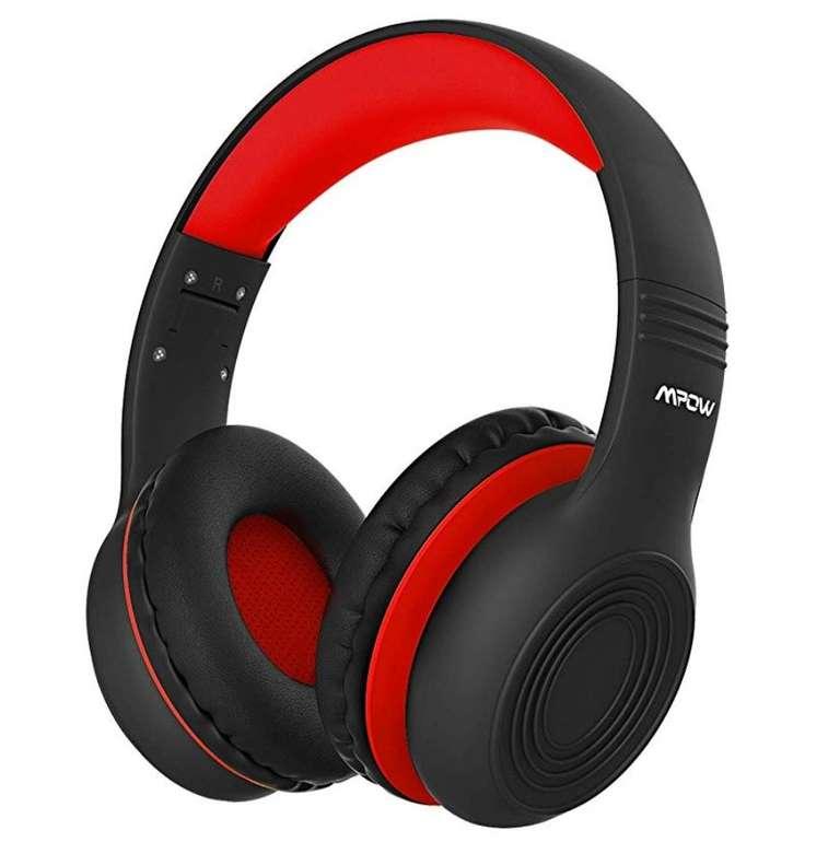 Mpow CH6 - kabelgebundene Kinder Over-Ear Kopfhörer für 9,99€ inkl. Prime VSK