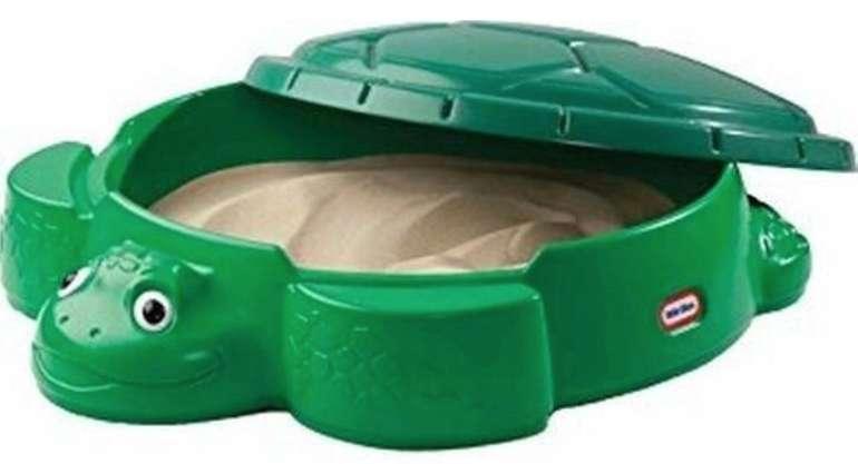 Little Tikes This is Sandpit Turtle! Schildkrötensandkasten für 47,79€ inkl. Versand (statt 70€)