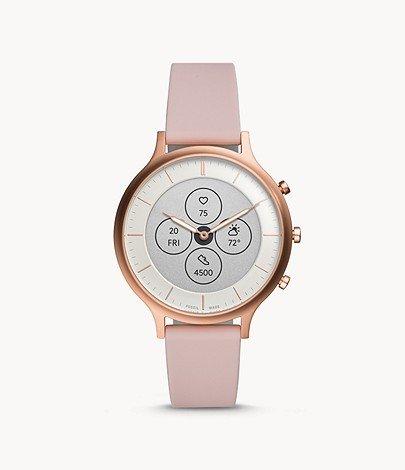 Fossil Damen Hybrid Smartwatch Charter HR für 159€ inkl. Versand (statt 188€)