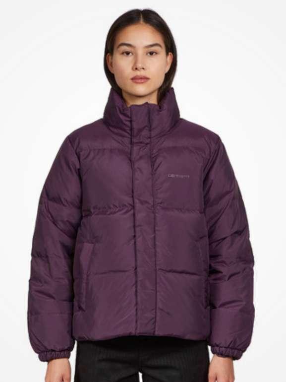 Carhartt WIP W' Danville Damen Jacke in Lila für 103,98€ inkl. Versand (statt 141€)