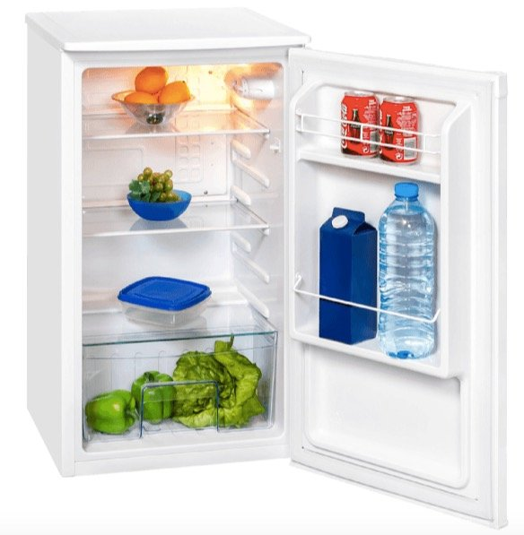 OK. OFR 21122 A1 - 82 Liter Kühlschrank für 88,60€ inkl. Versand (statt 119€)