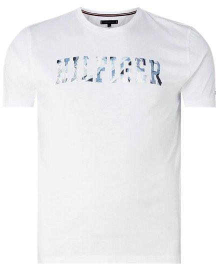 Tommy Hilfiger T-Shirt mit Logo-Print in 3 Farben für je nur 22,49€ (statt 30€)