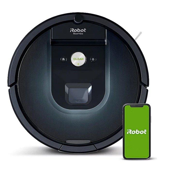 iRobot Roomba 981 Saugroboter für 249,95€ inkl. Versand (statt 459€) - B-Ware!