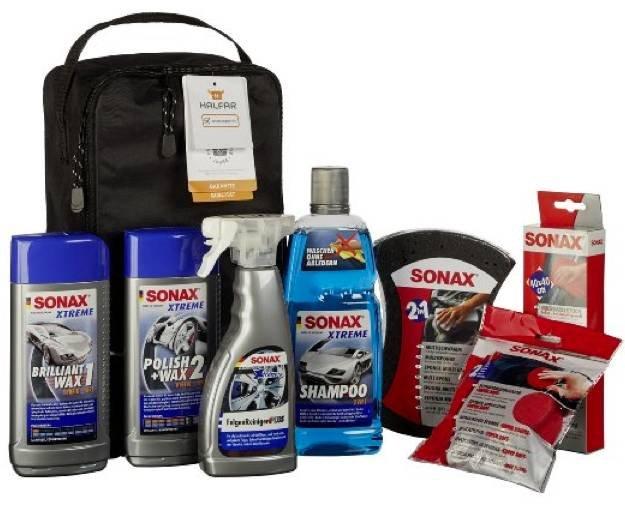 Sonax 761541 Autopflegeset mit Tasche für 36,74€ inkl. Versand