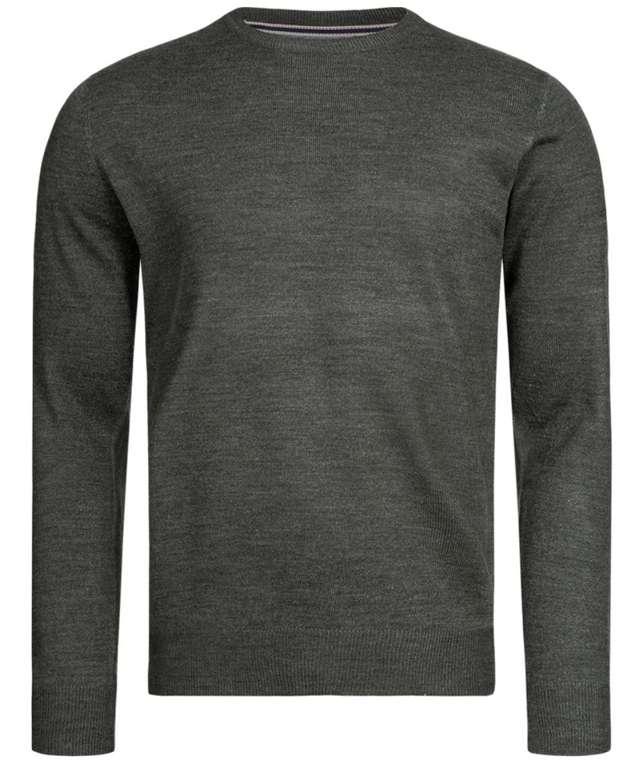 Brave Soul Parsec Crew Neck Herren Sweatshirt (versch. Farben) für je 11,72€ inkl. Versand