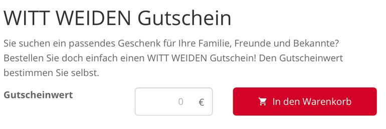 d70872136e So bekommt ihr für nur 1€ die Edelstahlschüsseln geschenkt und könnt, falls  ihr doch noch etwas bei Witt Weiden bestellen wollt, den 1€ Gutschein, ...