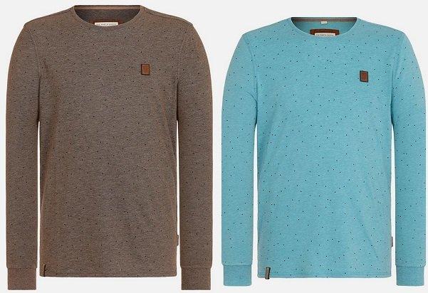 Naketano Herren Sweatshirt 'Stuck On Pussy III' für 17,99€ (statt 25€)