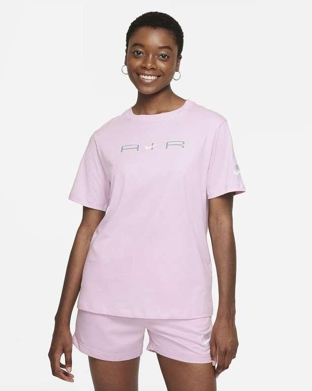 Nike Air Boyfriend-Oberteil für Damen in 2 Farben für je 22,49€ inkl. Versand (statt 30€)  - Nike Member!