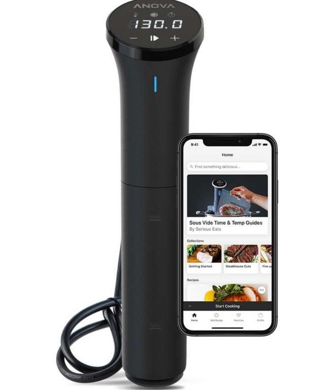 Anova Nano Präzisionskocher mit App für 105,90€inkl. Versand (statt 133€)