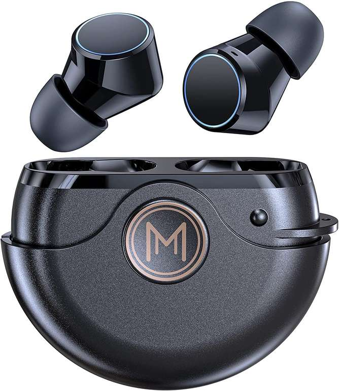 Dualmm Pro1 Bluetooth In-Ear-Kopfhörer (IPX6, Mikrofon) für 12,79€ inkl. Versand (statt 34€)