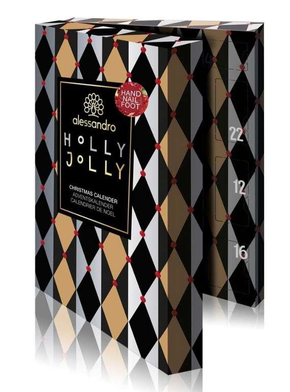 Alessandro Holly Jolly Adventskalender 2020 für 27,95€ (statt 38€)