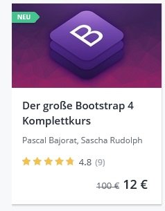 Udemy: Alle Kurse für 12€ + kostenlose Kurse zum Testen