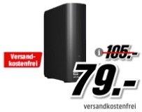 Tiefpreisspätschicht mit Speicher & Co. - z.B. 3TB WD Elements für 79€