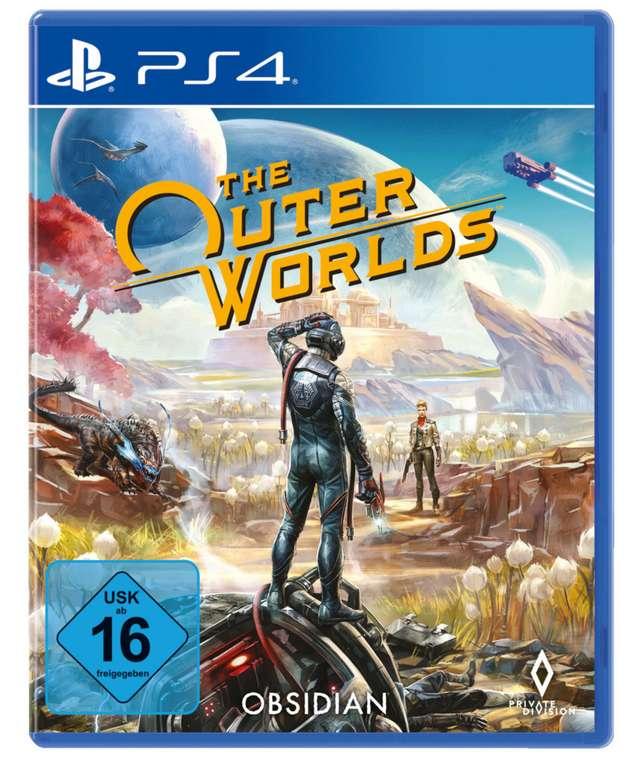The Outer Worlds (PS4) für 9,94€ inkl. Versand (statt 20€)