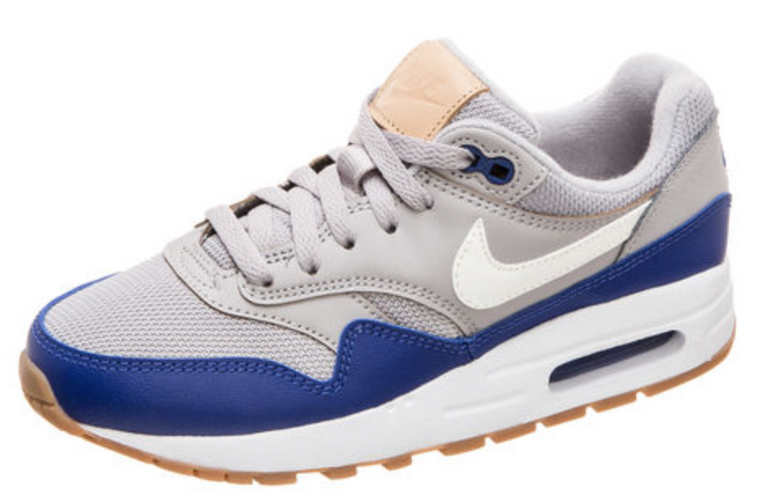 Nike Sportswear Air Max 1 Sneaker in grau für 44,83€ inkl. Versand (statt 70€)