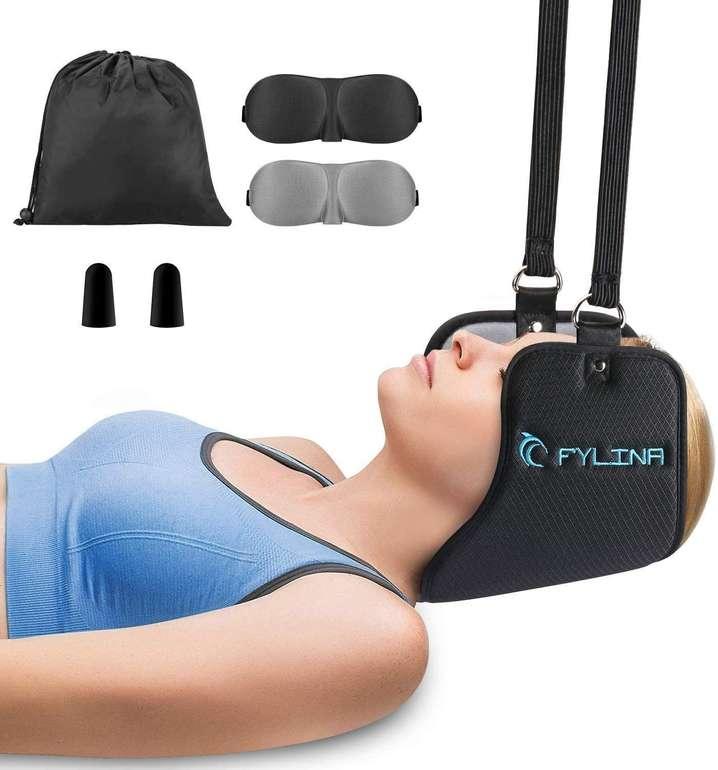 Fylina Hals Hängematte mit Augenmasken und Ohrstöpsel für 3,60€ inkl. Prime Versand (statt 9€)