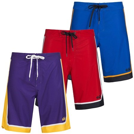 Nike 6.0 Full Court Board Short 451701-500 Badehose in 5 Farben je 7,77€ + VSK