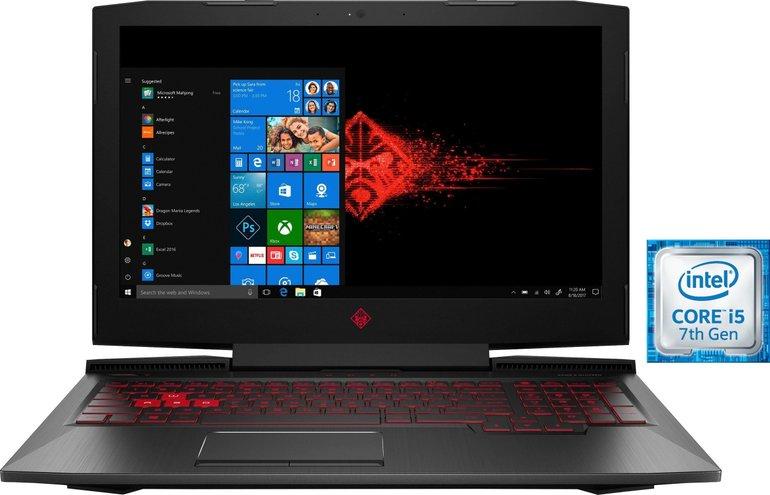 HP 15-ce021ng Gaming-Notebook (GTX 1060, 120Hz, G-SYNC) für 906€ (statt 1.000€)