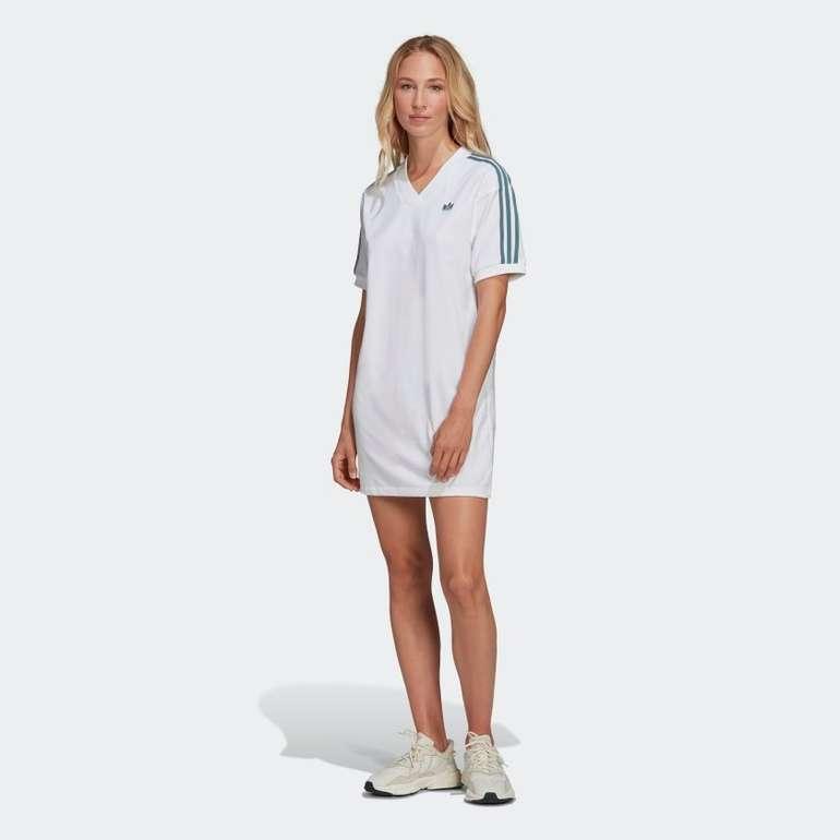 Adidas Adicolor 3D Trefoil T-Shirt Kleid in 2 Farben für je 18,62€ (statt 27€) - Creators Club