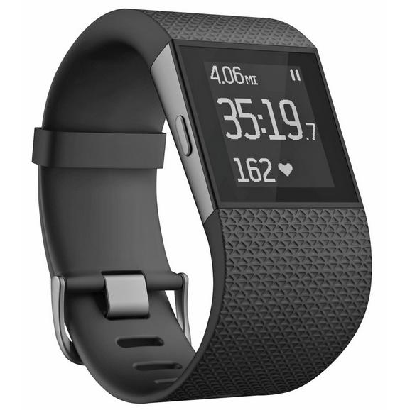 Fitbit Surge – mit GPS u. Herzfrequenz Erfassung für 59,99€ (refurbished)