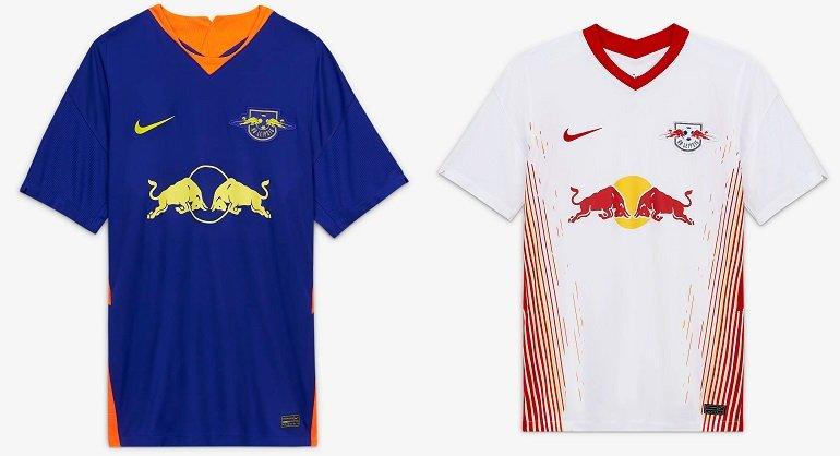 Nike RB Leipzig Heim- oder Auswärtstrikot