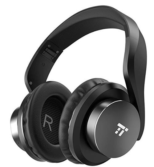 TaoTronics TT-BH21 - Bluetooth Over Ear Headset für 29,99€ (statt 40€)