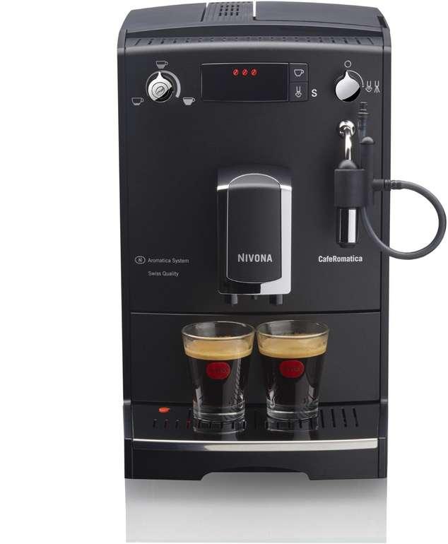 Nivona CafeRomatica 520 NICR Kaffeevollautomat für 400,99€ inkl. Versand (statt 454€)