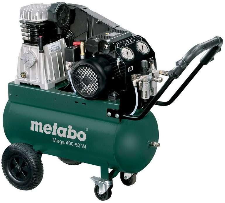 Metabo Mega 400-50 W Kompressor für 558,51€ inkl. Versand (statt 620€)