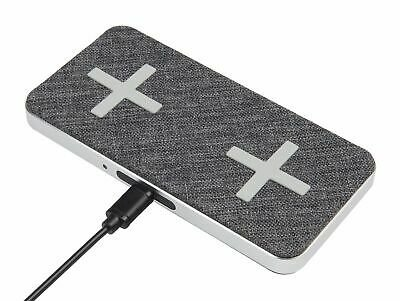 Xtorm Dual Charging Pad XW205 Magic, Qi-Ladepad für 29,99€ (statt 40€)