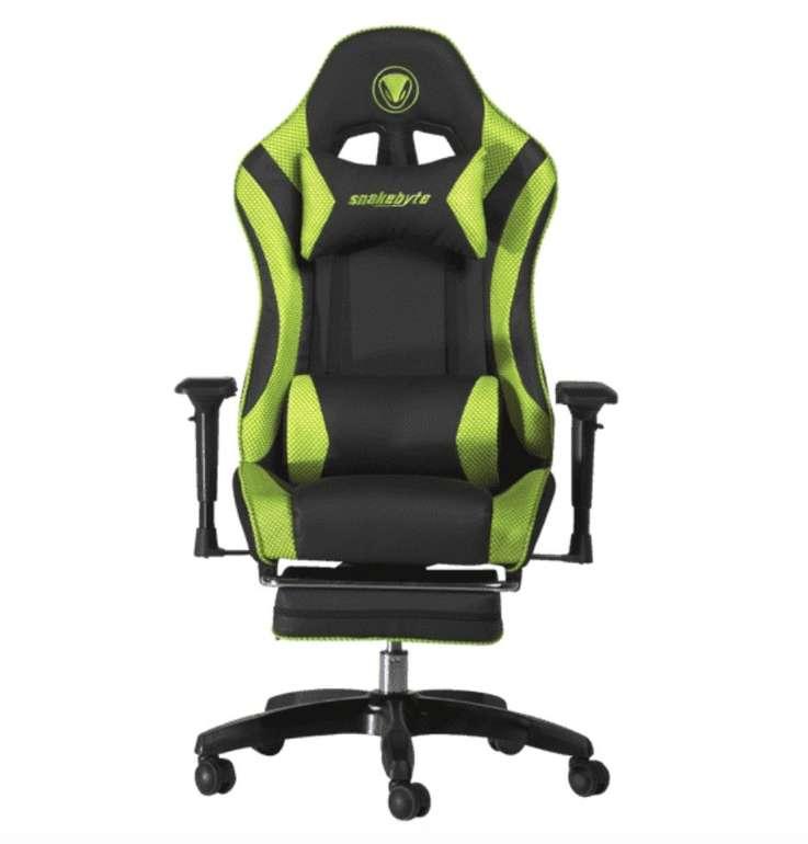 Snakebyte Gaming Stuhl SB910265 in 3 Farben für je 139€ inkl. Versand (statt 180€)