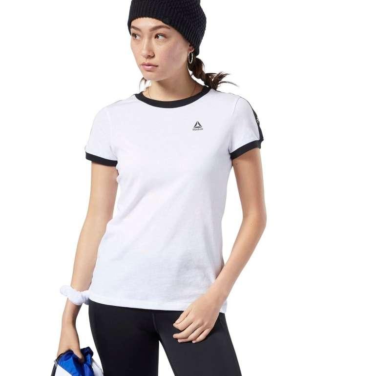 Reebok Training Essentials Damen Linear Logo T-Shirt für 9,74€ inkl. Versand (statt 17€)