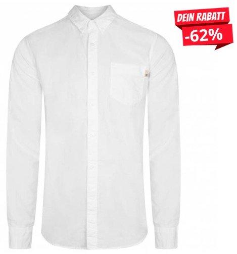 Timberland Sale bei SportSpar mit bis zu 88% - z.B. Slim Fit Herrenhemd 29,99€