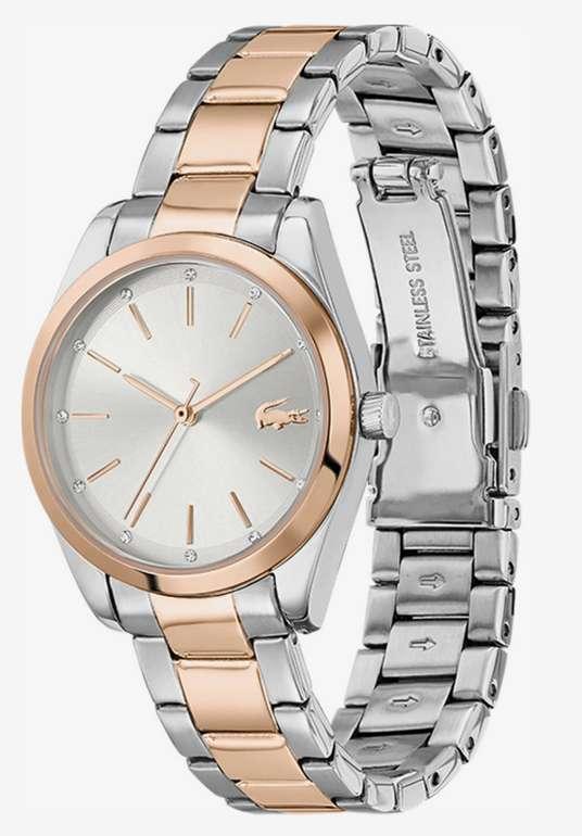 Lacoste Uhr Petite Parisienne in gold / silber für 79,90€inkl. Versand (statt 117€)