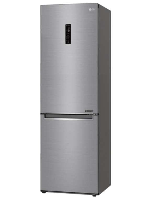 LG GBB61PZHZN Kühlgefrierkombination (A++, 254 kWh/Jahr, 1860 mm hoch) für 499€